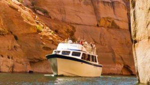 Antelope Canyon Lake Powell Tour