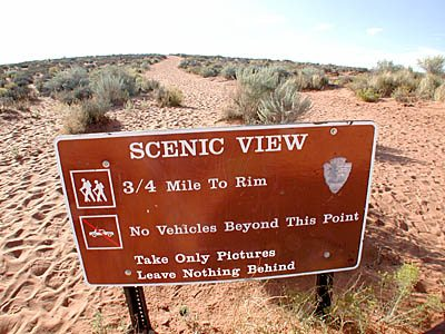 We Cannot Continue To Overlook High >> How To Get To Horseshoe Bend Horseshoe Bend Arizona